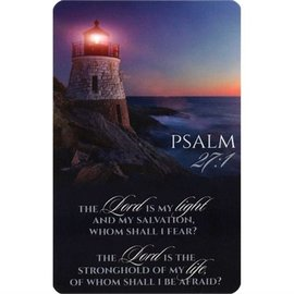 Pocket Card - Lighthouse
