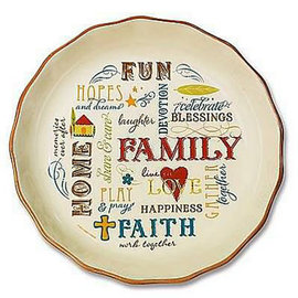 Pie Plate - Family