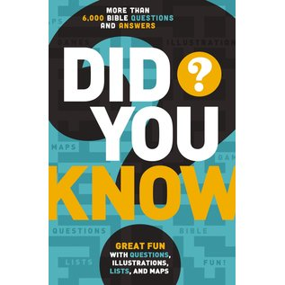 Did You Know? 6,000 Bible Questions and Answers