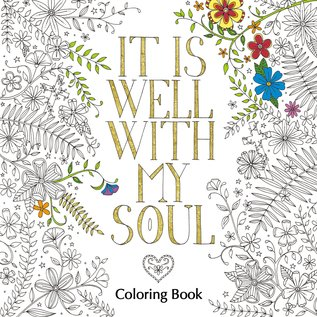 Coloring Book - It is Well with My Soul