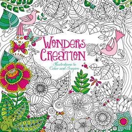 Coloring Book - Wonders of Creation