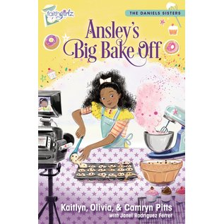 Daniels Sisters #1: Ansley's Big Bake Off