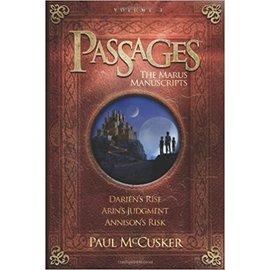 Adventures in Odyssey Passages:The Marus Manuscripts Books 1-3, Volume 1 (Paul McCusker)