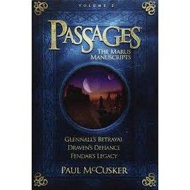 Adventures in Odyssey Passages:The Marus Manuscripts Books 4-6, Volume 2 (Paul McCusker)