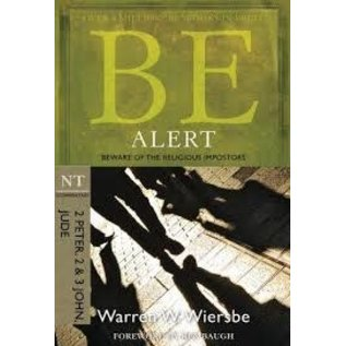 BE Alert: 2 Peter, 2&3 John, Jude (Warren Wiersbe)