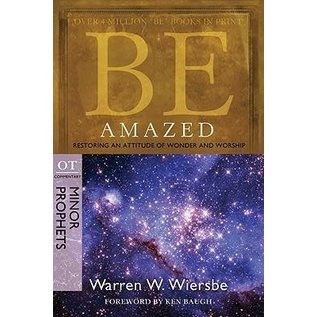 BE Amazed: Minor Prophets (Warren Wiersbe)