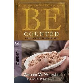 BE Counted: Numbers (Warren Wiersbe)