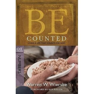 BE Counted: Numbers (Warren Wiersbe)