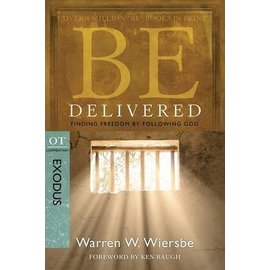 BE Delivered: Exodus (Warren Wiersbe)
