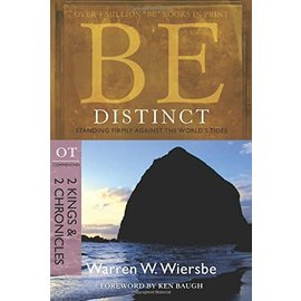 BE Distinct: 2 Kings & 2 Chronicles (Warren Wiersbe)