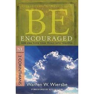 BE Encouraged: 2 Corinthians (Warren Wiersbe)