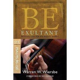 BE Exultant: Psalms 90-150 (Warren Wiersbe)