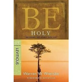 BE Holy: Leviticus (Warren Wiersbe)