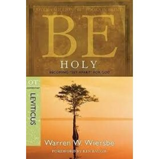 BE Holy: Leviticus (Warren Wiersbe)