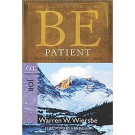 BE Patient: Job (Warren Wiersbe)