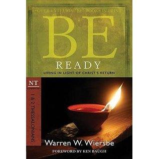 BE Ready: 1 & 2 Thessalonians (Warren Wiersbe)