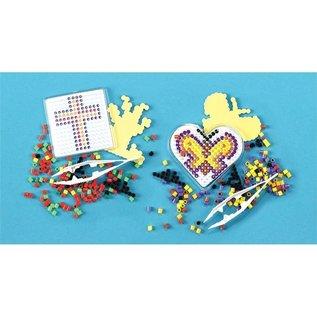 Bead Activity: Heart w/Butterfly or Cross