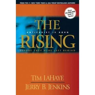 Before They Were Left Behind #1: The Rising (Tim LaHaye, Jerry Jenkins)