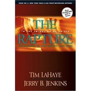 Before They Were Left Behind #3: The Rapture (Tim LaHaye, Jerry Jenkins), Paperback