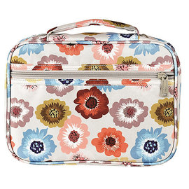 Bible Cover - Tan Floral