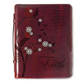 Bible Cover - Tree of Faith