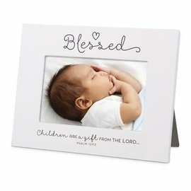 Photo Frame - Blessed, Baby