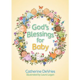 Board Book - God's Blessings for Baby