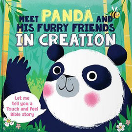 Board Book - Meet Panda