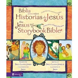 Bilingual Jesus Storybook Bible