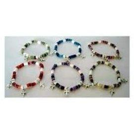 Bracelet - Seashell/Cross