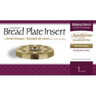 Brass Bread Plate Insert
