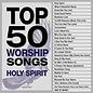 CD - Top 50 Worship Songs: Holy Spirit