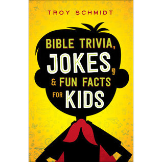 Bible Trivia Jokes and Fun Facts for Kids (Troy Schmidt), Paperback