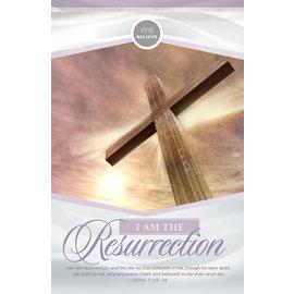 Bulletin - I am the Resurrection