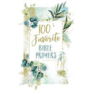 100 Favorite Bible Prayers, Hardcover