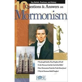 10 Questions & Answers on Mormonism Pamphlet