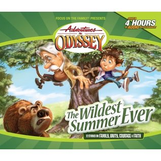 CD - Adventures in Odyssey #2: The Wildest Summer Ever