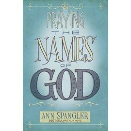 Praying the Names of God (Ann Spangler), Paperback