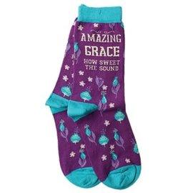 Socks - Amazing Grace