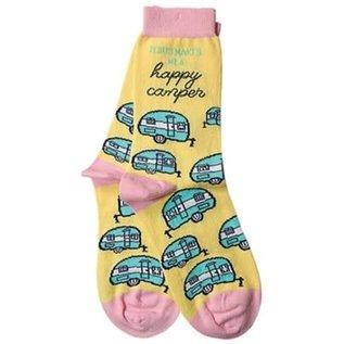 Socks - Happy Camper