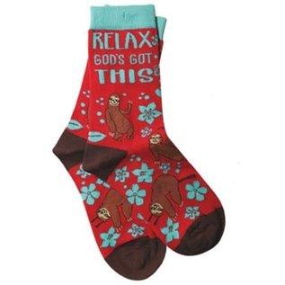 Socks - Relax Sloth