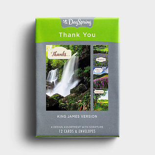 Boxed Cards - Thank You, Thanking God for You