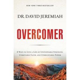 Overcomer, Hardcover (David Jeremiah)