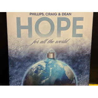 CD - Hope for All the World (Phillips Craig & Dean)