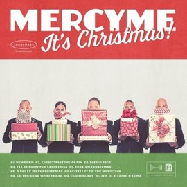 CD - It's Christmas! (Mercy Me)