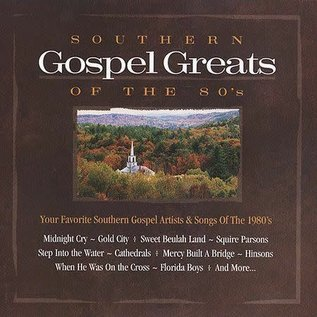 CD - Southern Gospel Greats of the 80's