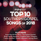 CD - Top 10 Southern Gospel Songs of 2018