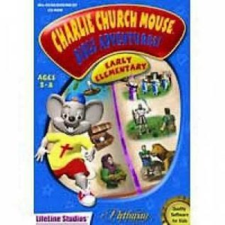 Charlie Church Mouse, Early Elementary Computer Game