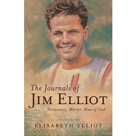 The Journals of Jim Elliot: Missionary, Martyr, Man of God (Elisabeth Elliot), Paperback