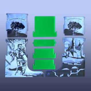 Dice Tower (Designed for DragonRaid)